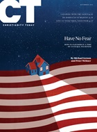 November 2015 cover of Christianity Today