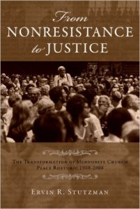Stutzman, From Nonresistance to Justice
