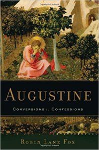 Fox, Augustine: Conversions to Confessions