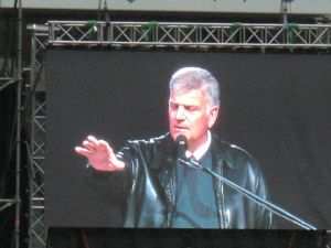 Franklin Graham in 2014