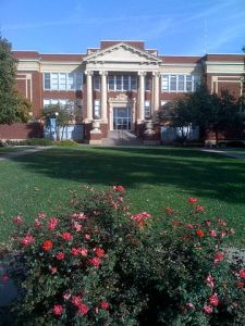Tabor College administration building
