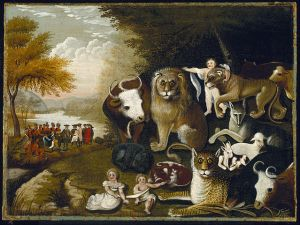 "Hicks, ""The Peaceable Kingdom"""