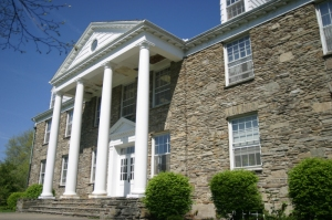 Luckey Memorial Building, Houghton College