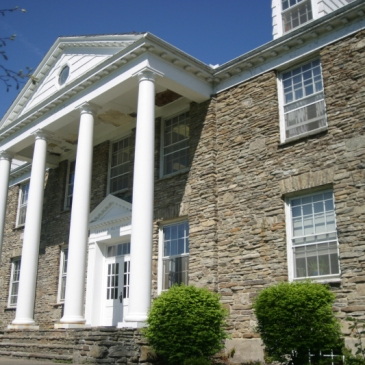 Luckey Memorial Building, Houghton College
