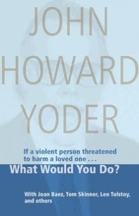 Yoder what would you do