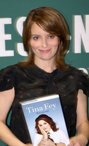 Tina Fey in 2011