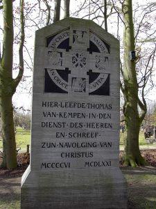 Monument to Thomas à Kempis