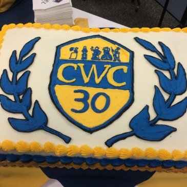CWC 30 Cake