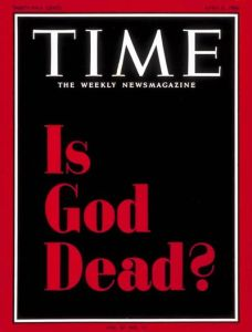 April 8, 1966 cover of Time