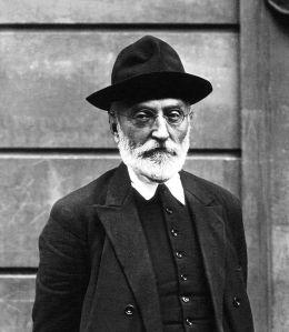 Miguel de Unamuno in 1925
