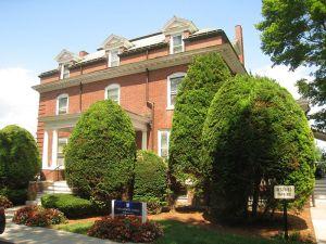 President's House, Andover Newton Theological School