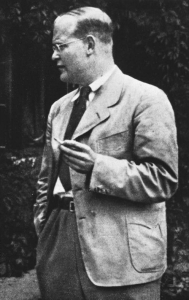 Dietrich Bonhoeffer in 1939