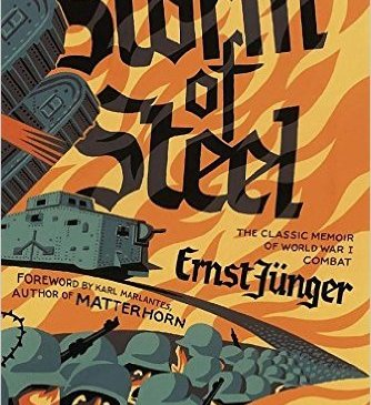 Jünger, Storm of Steel (2016)