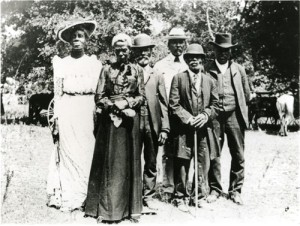 Juneteenth in 1900