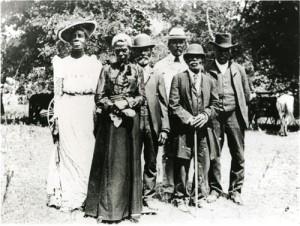 Juneteenth in 1900