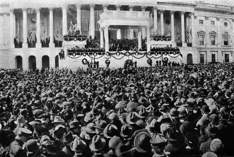 1921 presidential inauguration