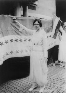 Alice Paul in 1915