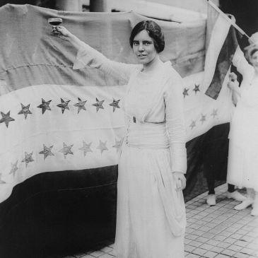 Alice Paul in 1915