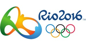 Logo for the 2016 Rio Olympics