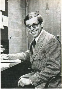 Wayne Grudem as a Bethel professor (1978)