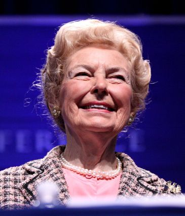 Phyllis Schlafly, 2011