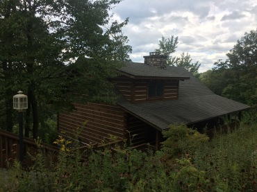 My parents' cabin