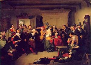 Matteson, The Examination of a Witch