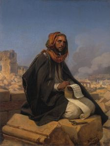 Vernet, Jeremiah on the Ruins of Jerusalem