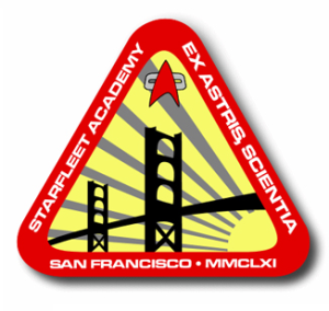 Star Fleet Academy logo