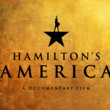 Hamilton's America logo