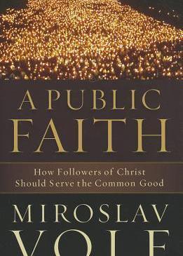 Volf, A Public Faith