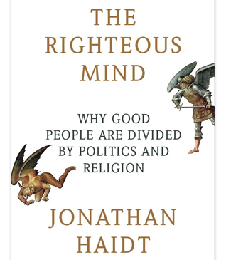 Haidt, The Righteous Mind