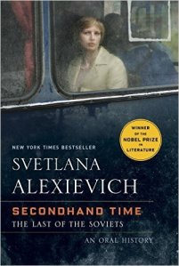 Alexievich, Secondhand Time