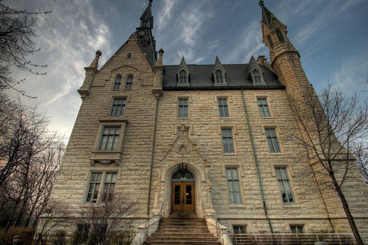University Hall at Northwestern University
