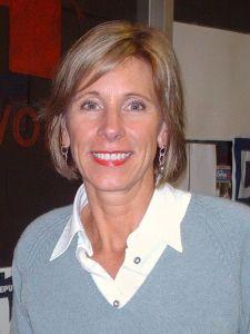 Betsy DeVos in 2005