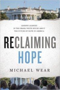 Wear, Reclaiming Hope