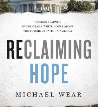 Wear, Reclaiming Hope