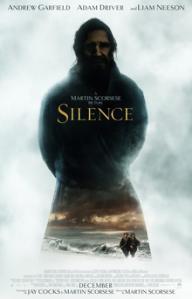 Poster for Silence film
