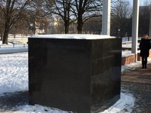 Munich's White Rose Memorial