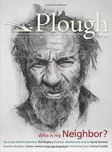 Cover of Plough Quarterly