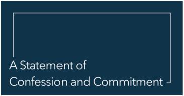 Confessing Faculty logo