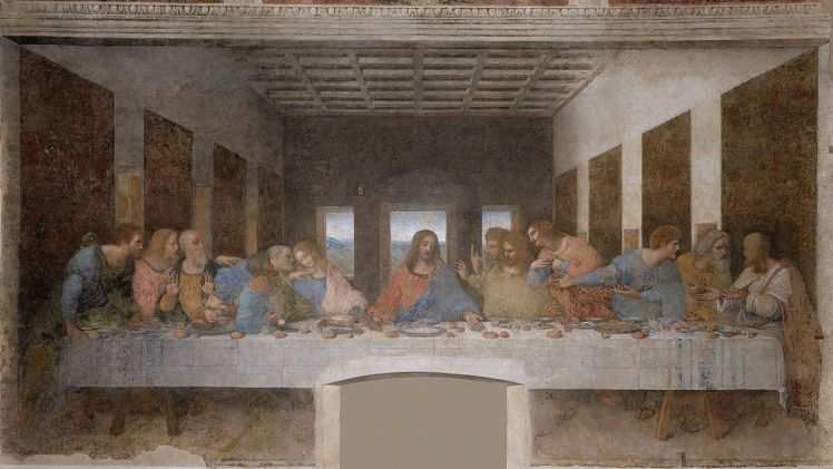 Leonardo, The Last Supper
