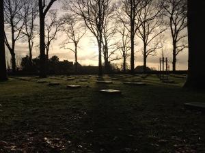 Langemark German Military Cemetery