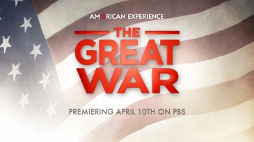 Ad for PBS' Great War miniseries