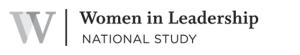 Women in Leadership study logo