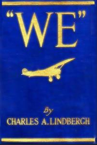 Lindbergh's 1927 book, We