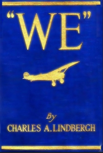 Lindbergh's 1927 book, We