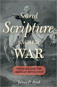 Byrd, Sacred Scripture, Sacred War