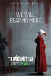 Poster for Hulu's version of The Handmaid's Tale