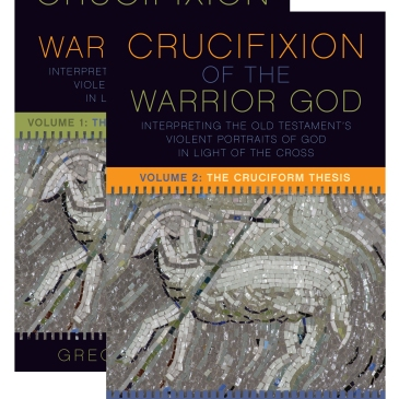 Boyd, Crucifixion of the Warrior God